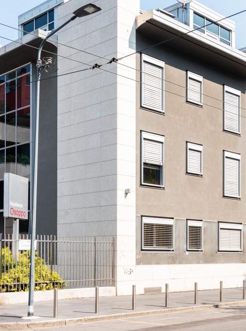 residence Osoppo Milano esterno